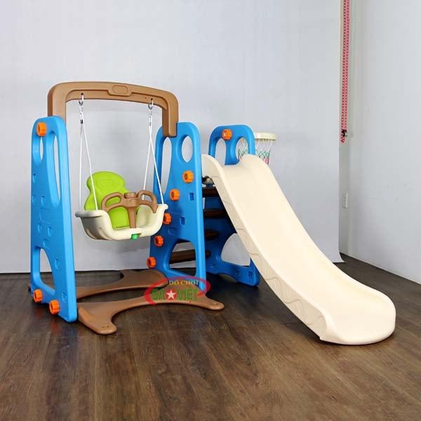 Cầu trượt mini cho bé 1