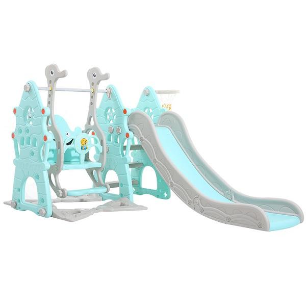 Cầu trượt mini cho bé 2